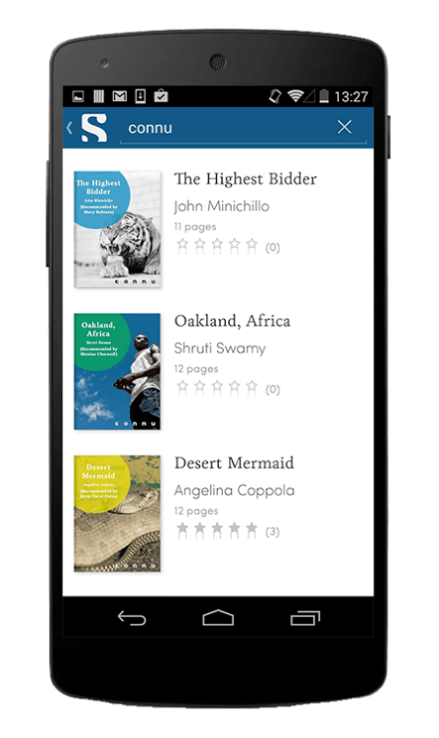 Scribd for Android updated with redesigned book view ...