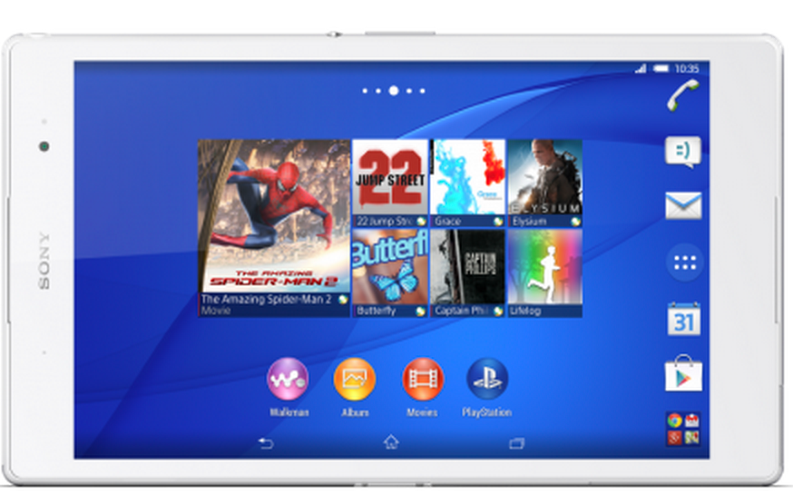 Sony announces super slim 8-inch Xperia Z3 Tablet Compact w/ PS4
