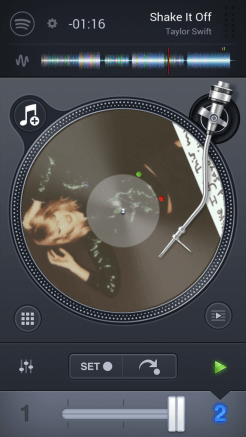 djay for android 5