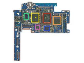 Nexus 9 teardown 3