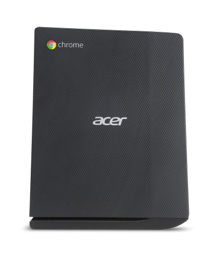 Acer Chromebox CXI side logo