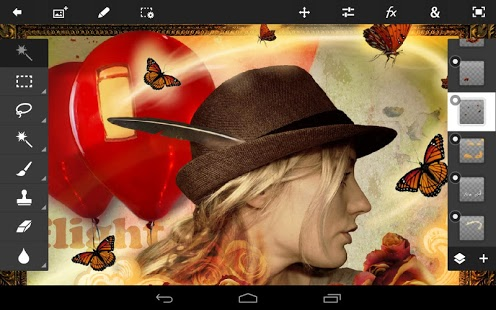Photoshop Touch Android 3