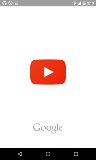 youtubesplash