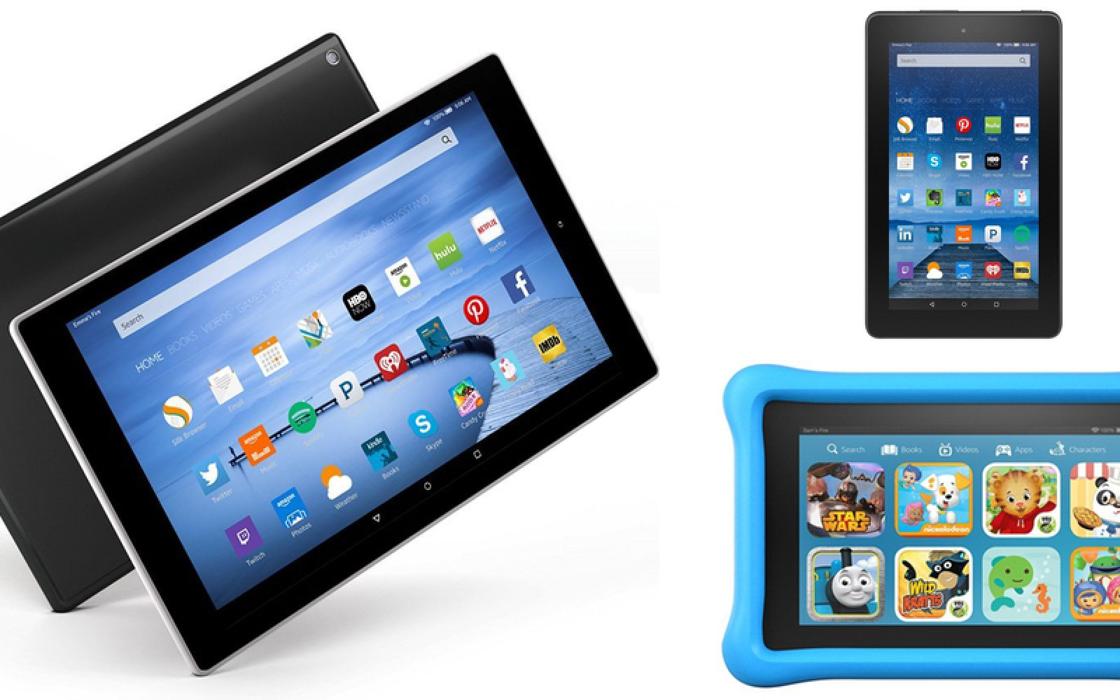 Amazon intros new $50 budget-friendly 7-inch Kindle Fire and