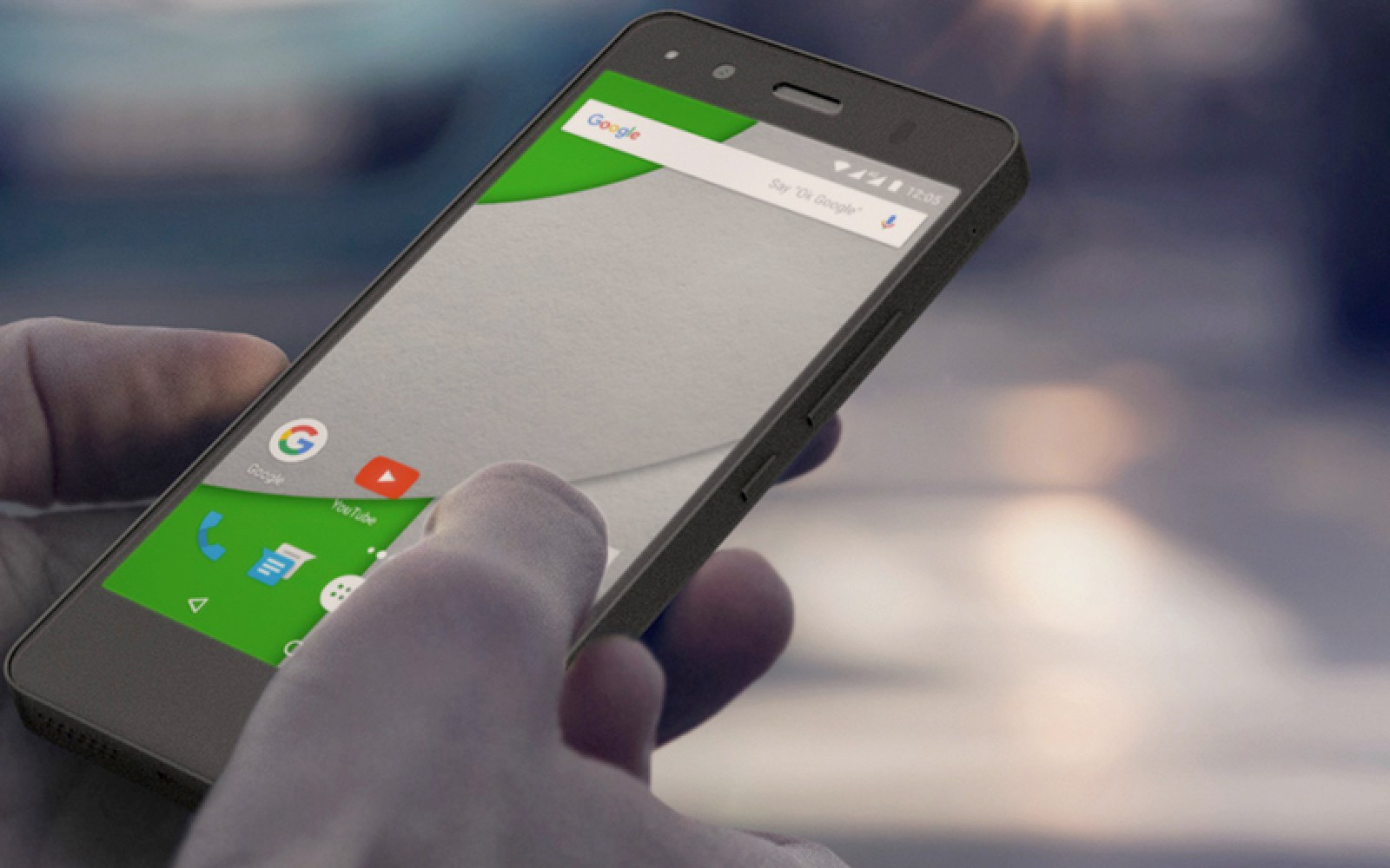 Android One lands in Europe with the BQ Aquaris A4.5