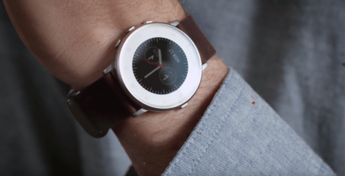 Meet the Lightest & Thinnest Smartwatch: Pebble Time Round - YouTube 2015-09-23 12-16-48