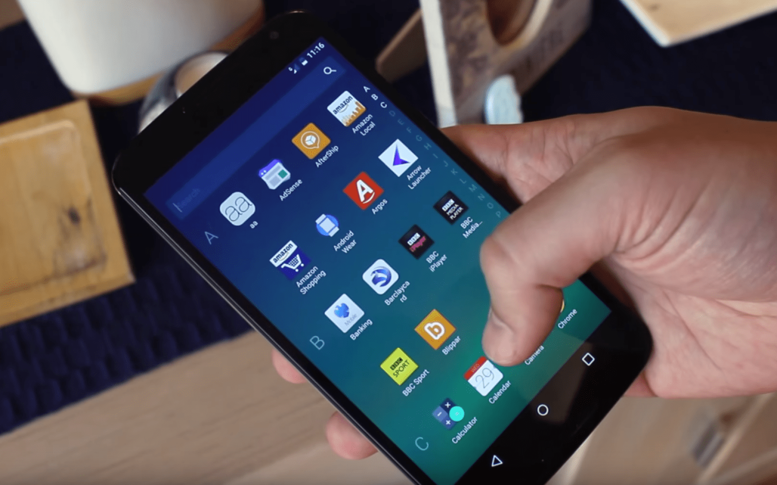Microsoft 'Garage' project Arrow Launcher for Android is now out of