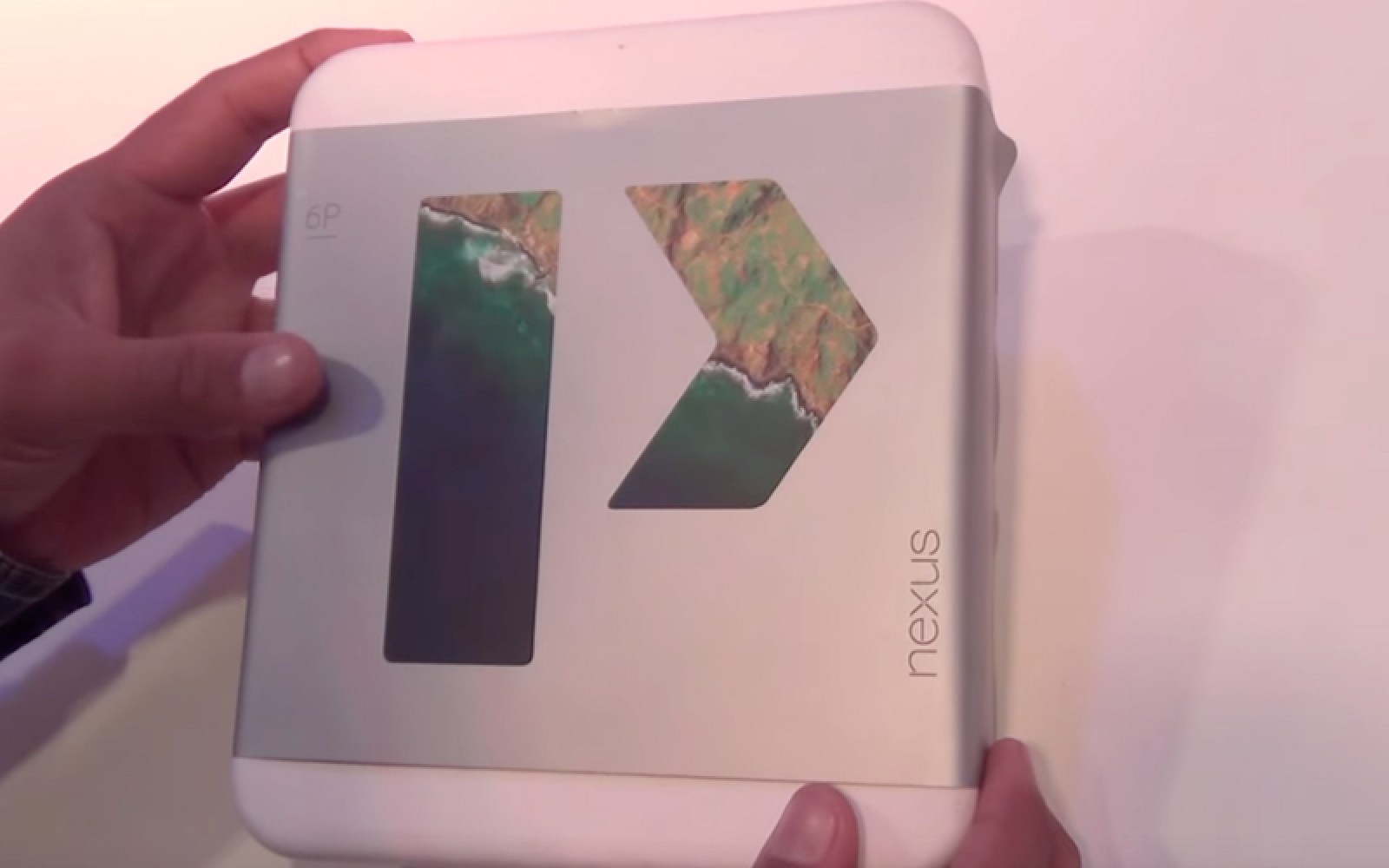 First Nexus 6P and Nexus 5X unboxing videos surface online