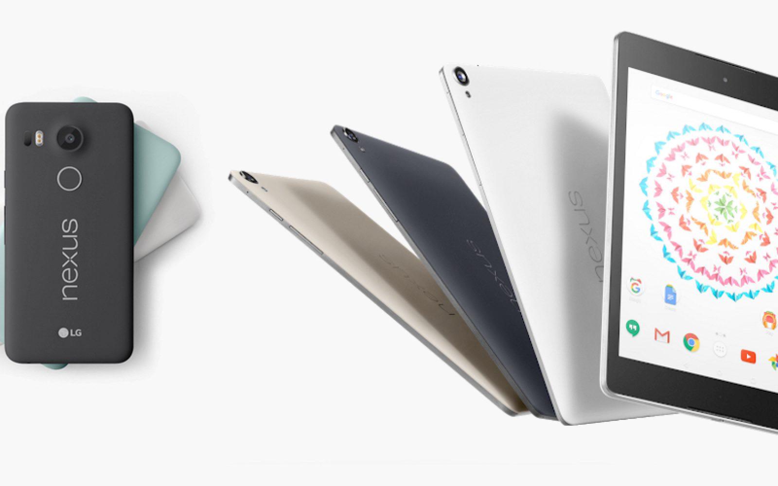 23c5ef56131618 Black Friday: Kindle price cuts, Nexus 5X $299, Nexus 9 $199, Galaxy S6  Edge $460, more