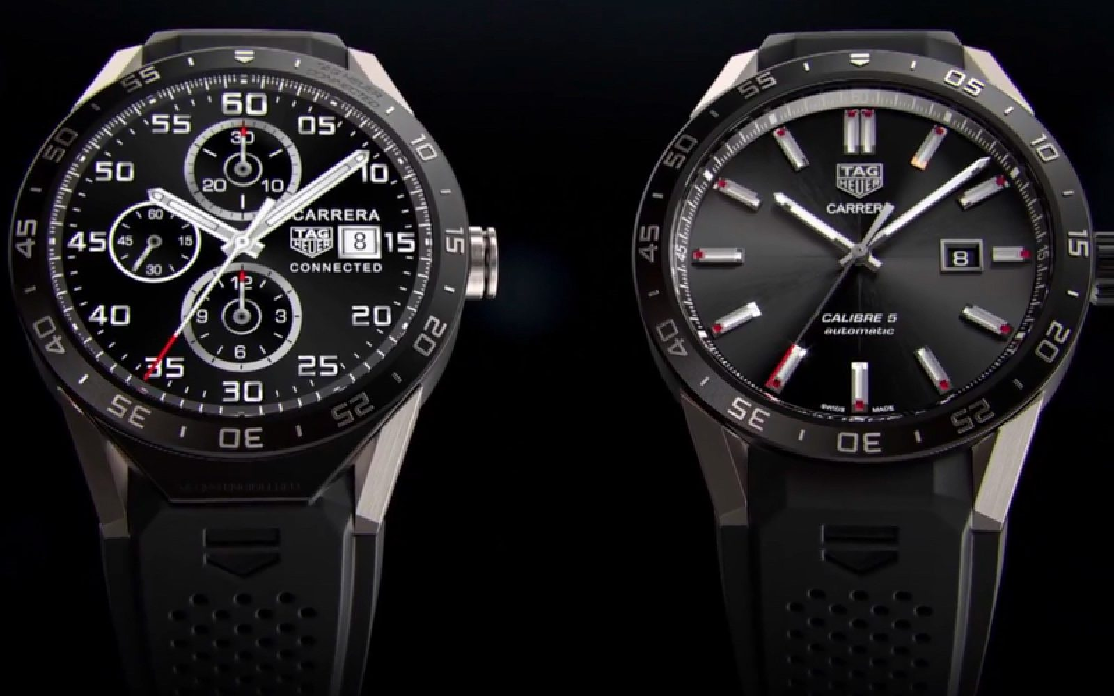 2472c7e255b TAG Heuer Connected Android Wear watch officially announced - 9to5Google