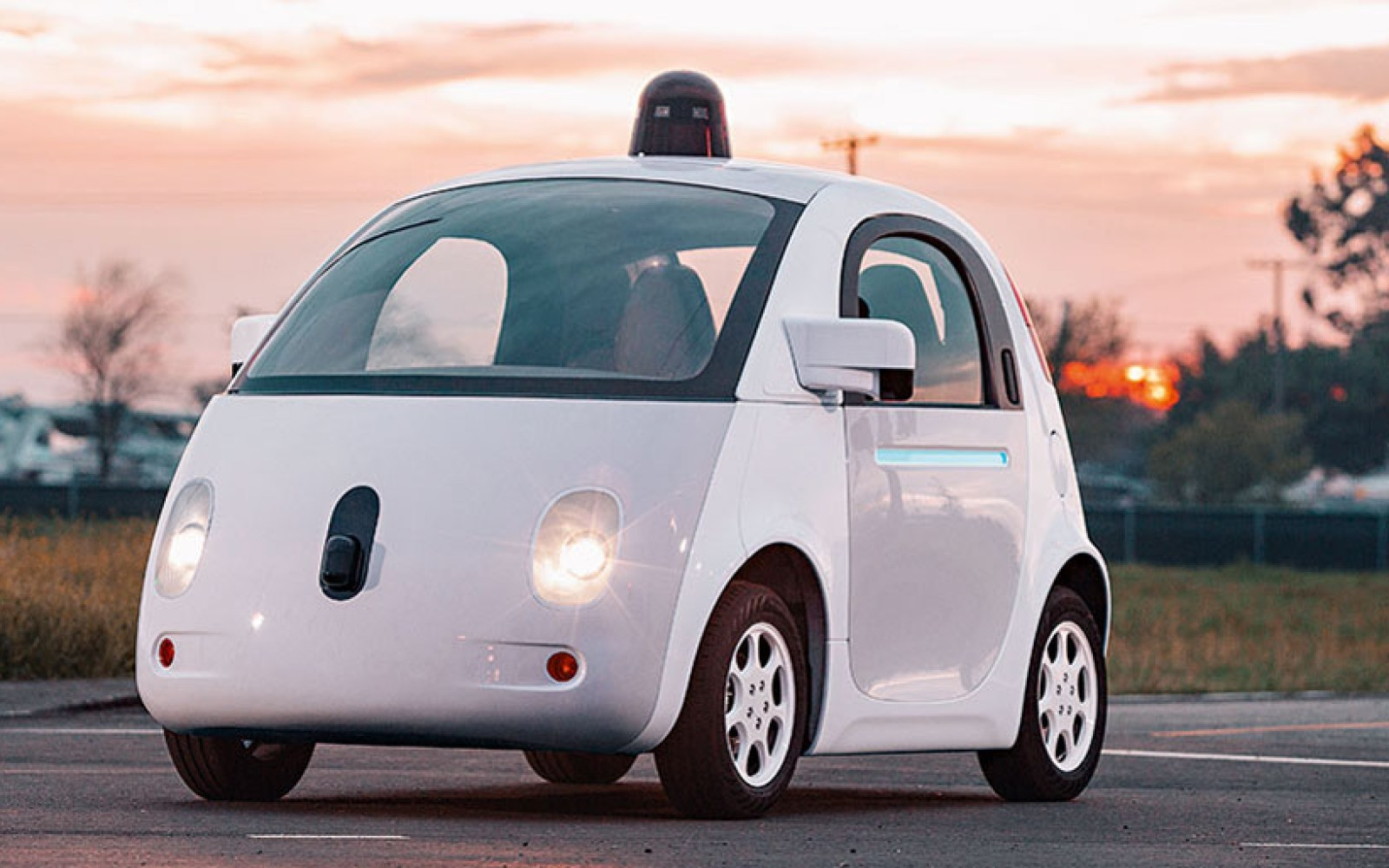 California DMV wants to ban Google's proposal for self-driving cars without manual driving controls