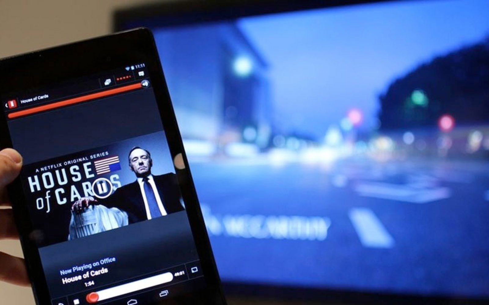 Netflix for Android now lets you download videos to watch offline