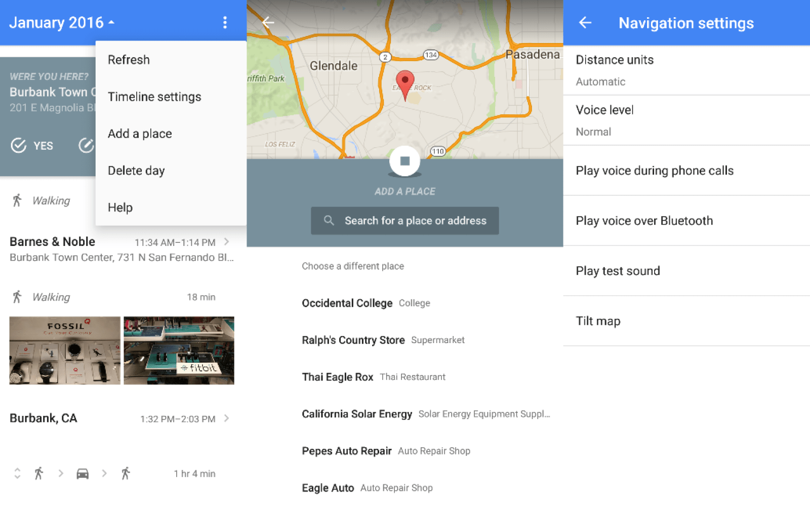 Google Maps update brings the ability to add places to your ... on google map university, google earth my-places, directions to and from places, bing maps places, google places map99412poaha pl,