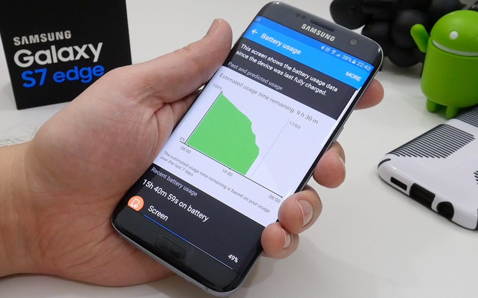 Review: Galaxy S7 Edge is a powerful and beautiful (almost) flawless smartphone [Video]