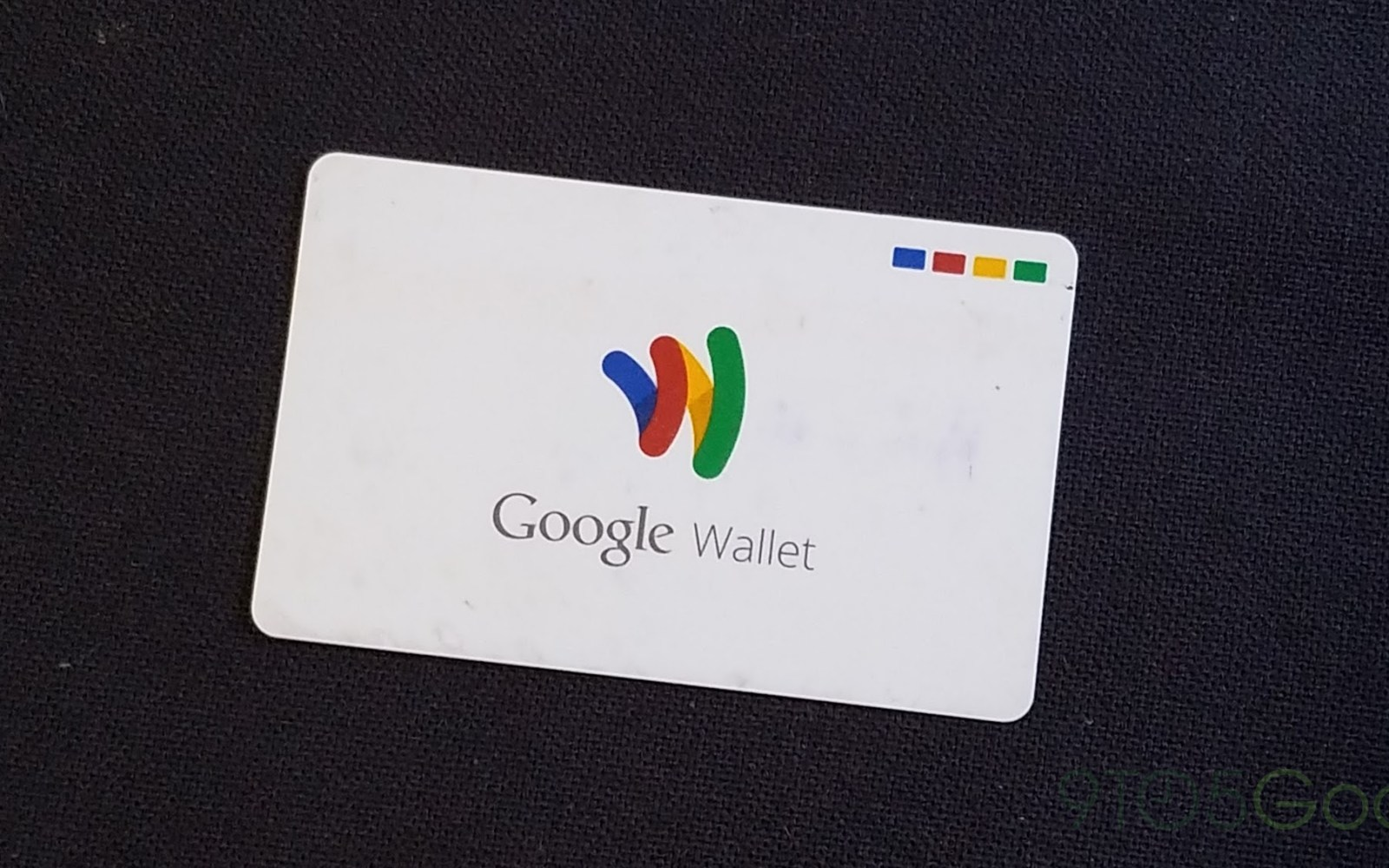 App teardown suggests that the Google Wallet card is going away June 30th