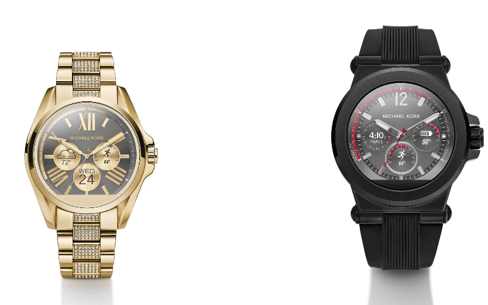 1ffc0b9a232a Michael Kors  Access Android Wear smartwatches are now available starting  at  350  Video
