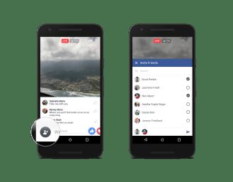 Live Invite Friends Android