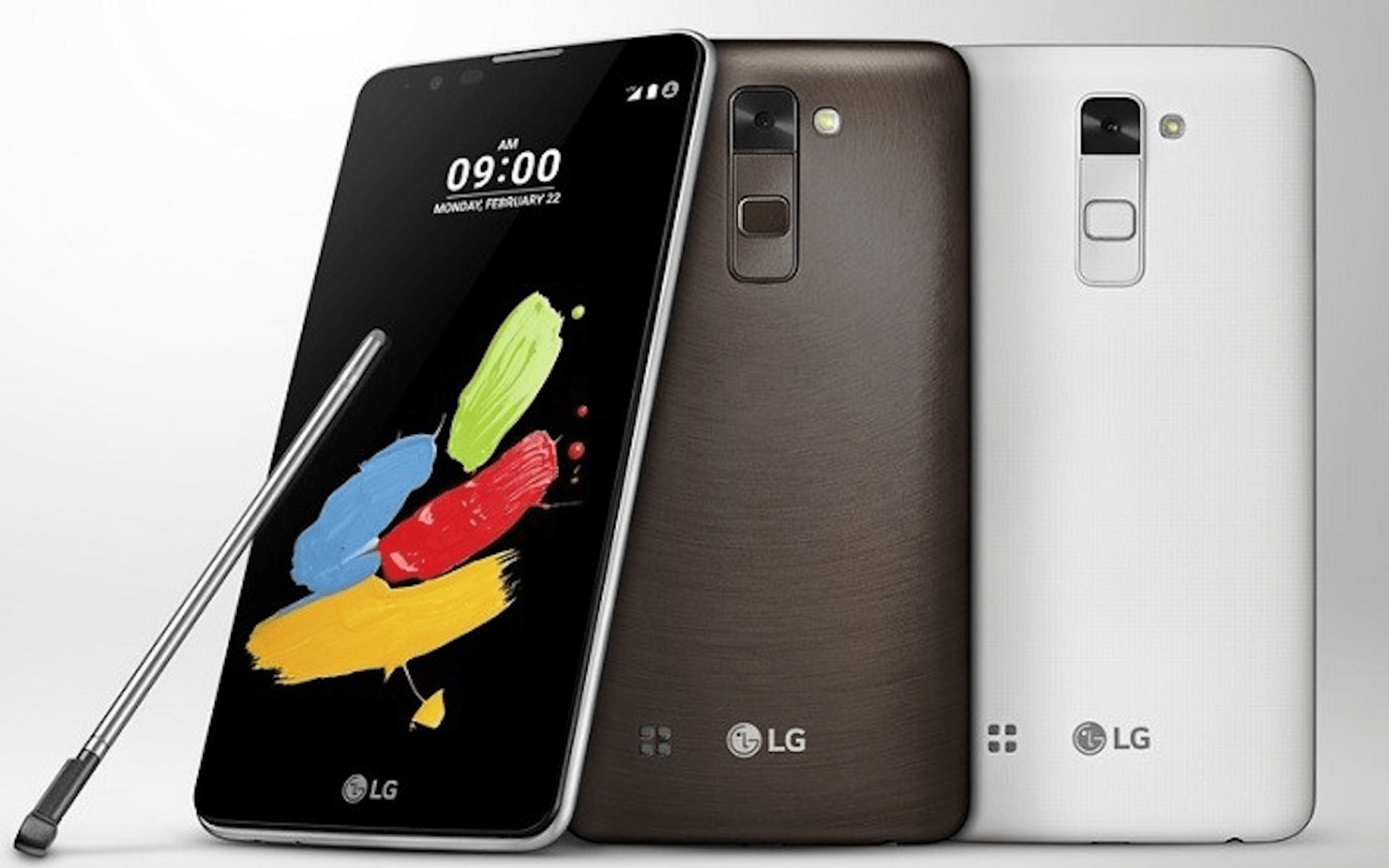 LG officially unveils the Stylus 2 Plus with performance & camera improvements