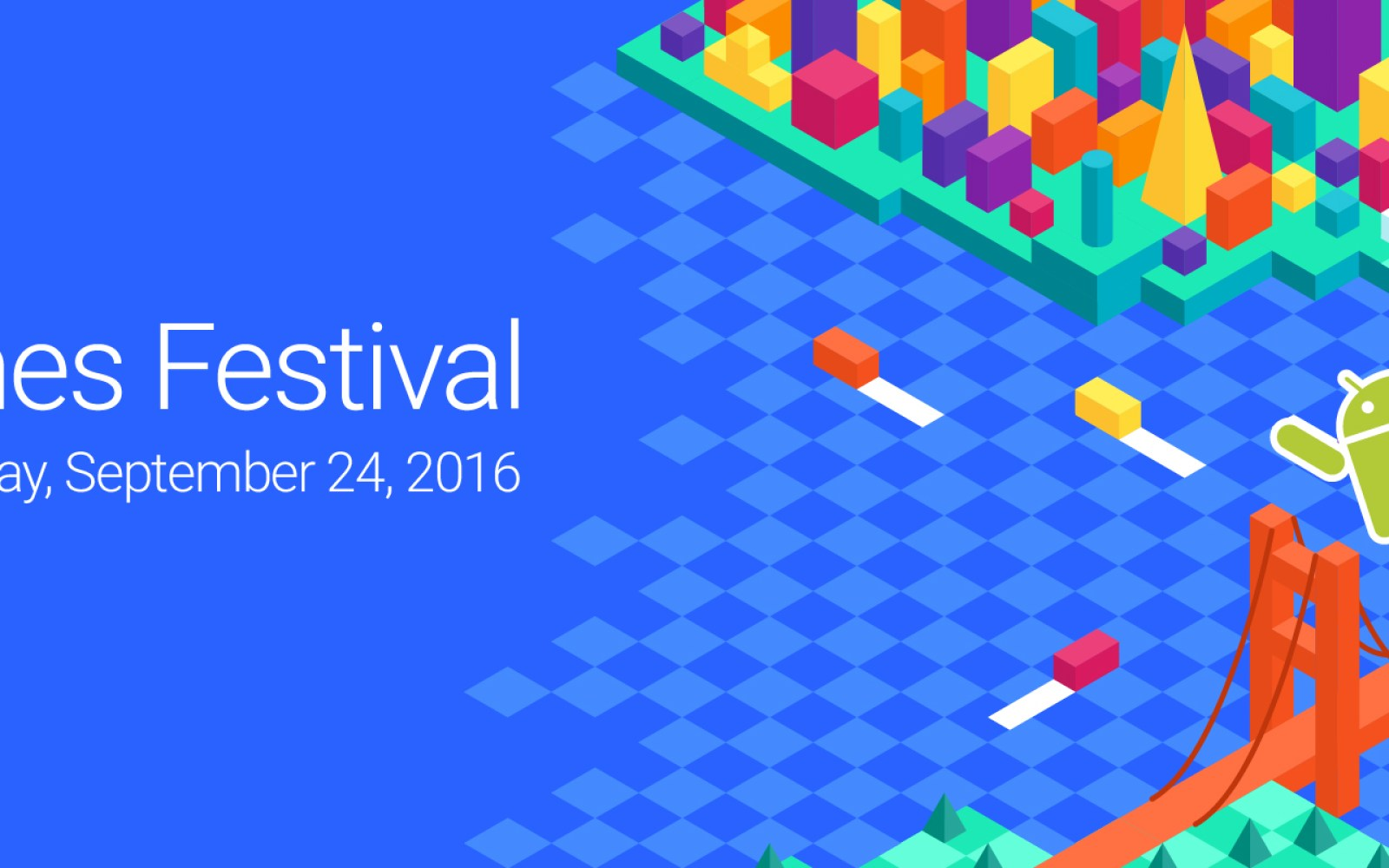 Google announces 30 games to be exhibited at Indie Games Festival on September 24th in San Francisco