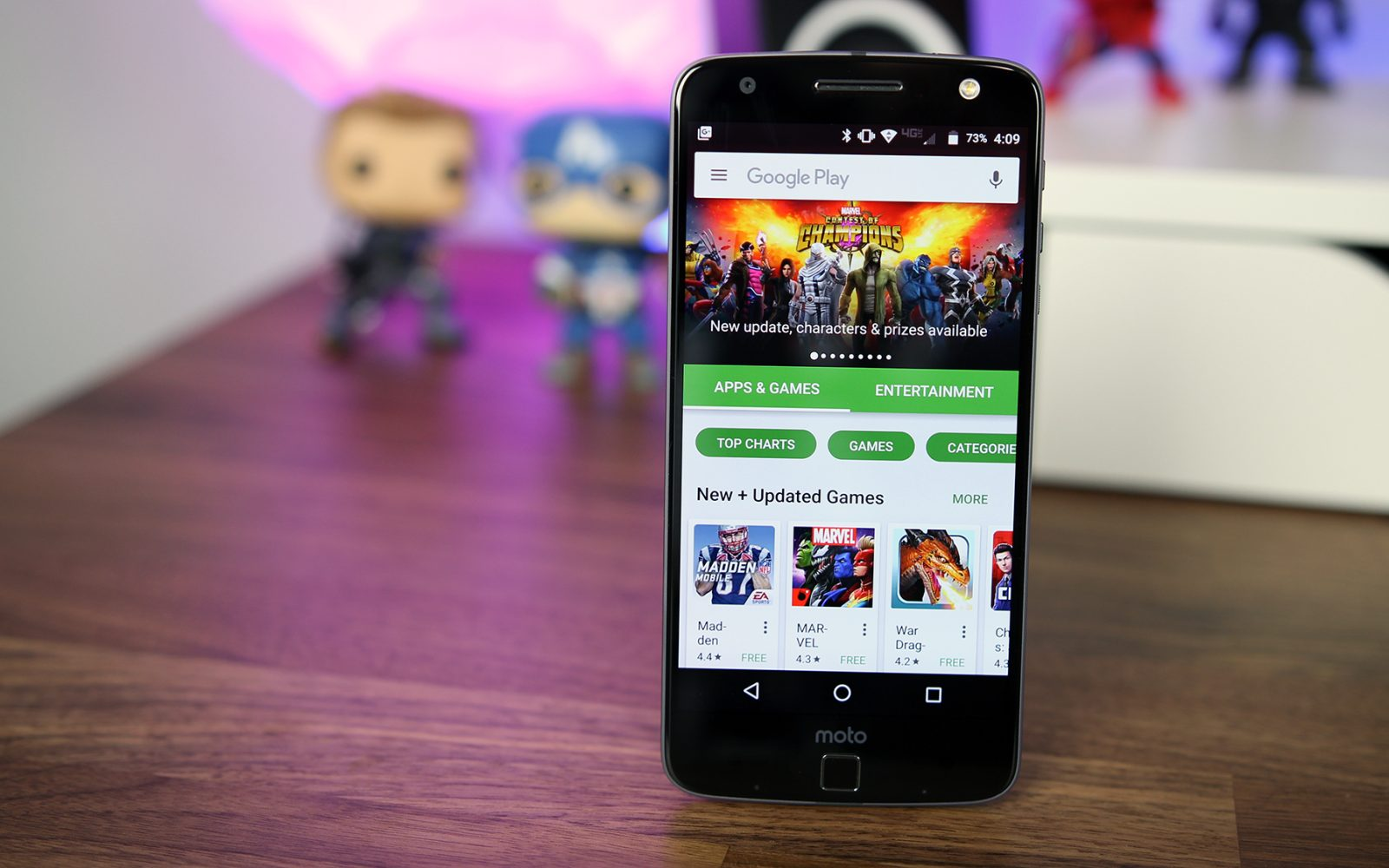 132 apps on Google Play were infected with malware, from the