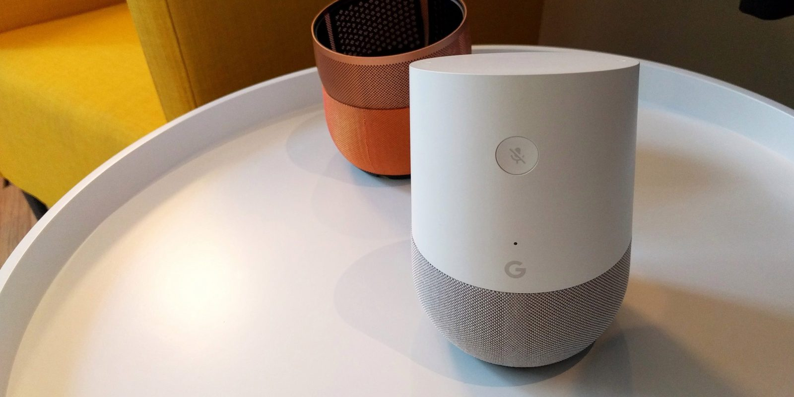 Google Home now features a built-in collection of relaxing