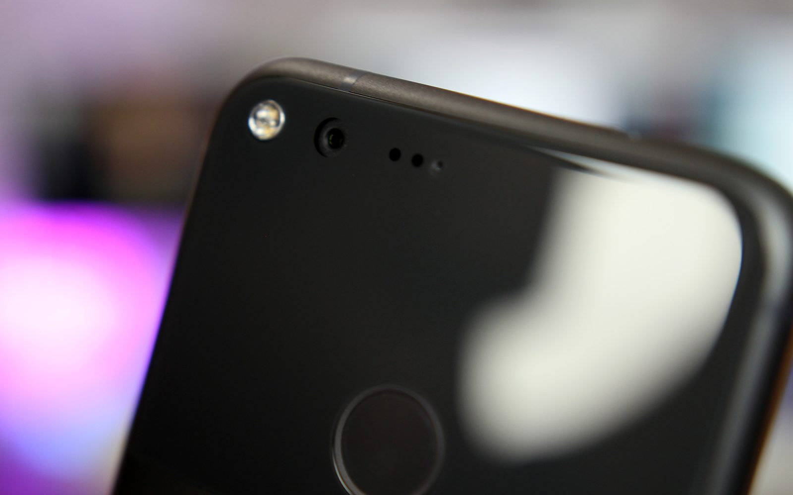 Some Google Pixel owners are reporting bizarre camera app