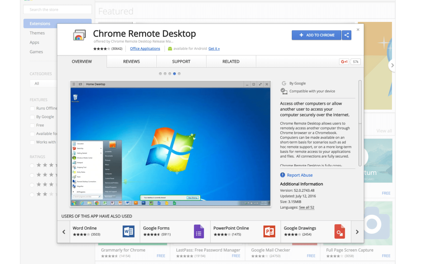 How to use Chrome Remote Desktop to help friends and family with new devices