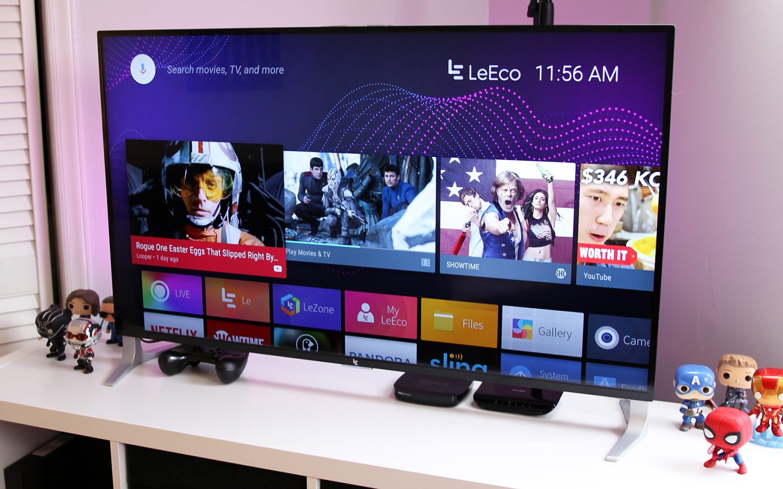 Review: The Android TV-powered LeEco Super4 X43 4K TV is
