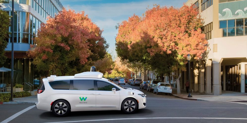 Waymo tech Uber