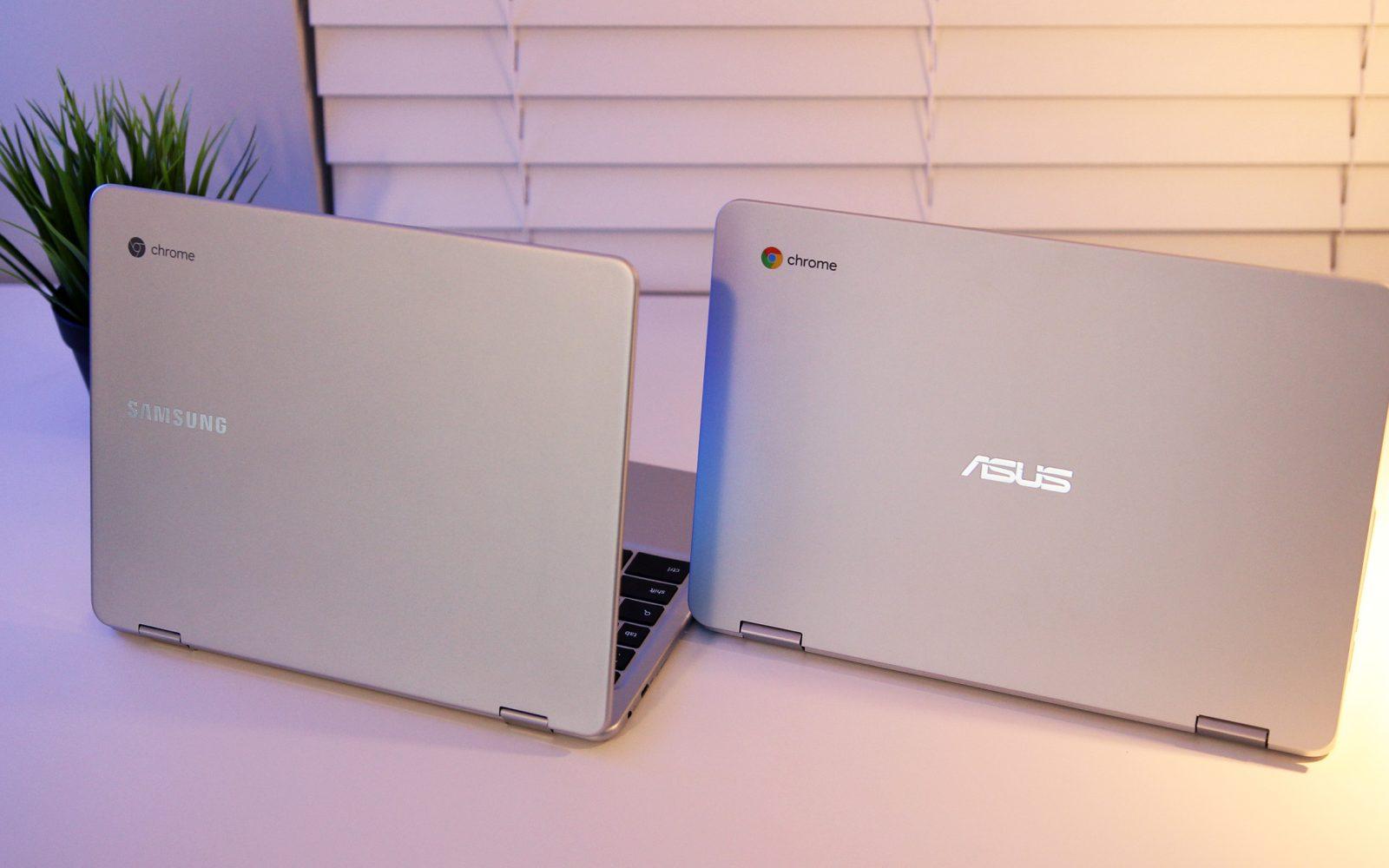 The Best Chromebook: Samsung Chromebook Plus/Pro vs ASUS