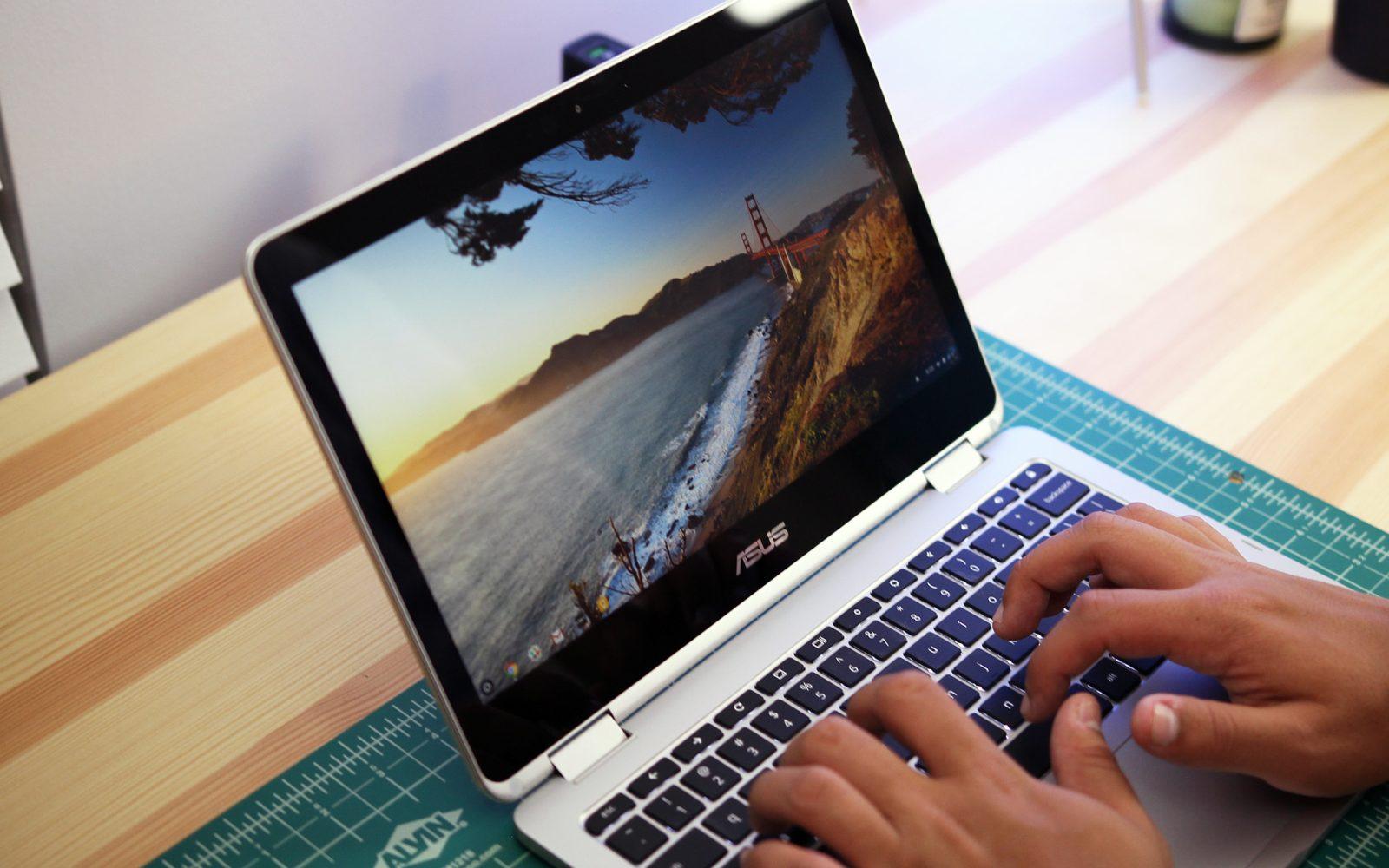 ASUS' UK store surfaces the evasive Chromebook Flip C302CA