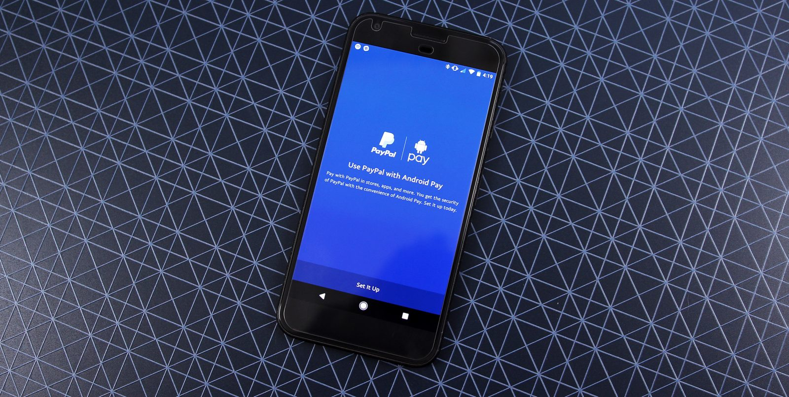PayPal now supports Android Pay, here's how to set it up