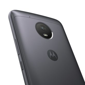 Moto E4 Plus_Iron Gray_Back Detail