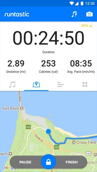 Runtastic Running & Fitness Tracker - Android Apps on Google Play 2018-01-01 13-56-33
