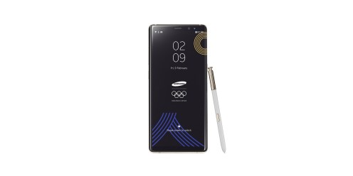 Samsung-galaxy-note-8-PyeongChang-2018-Winter-Olympic-Games-front