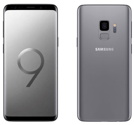galaxy s9 titanium gray