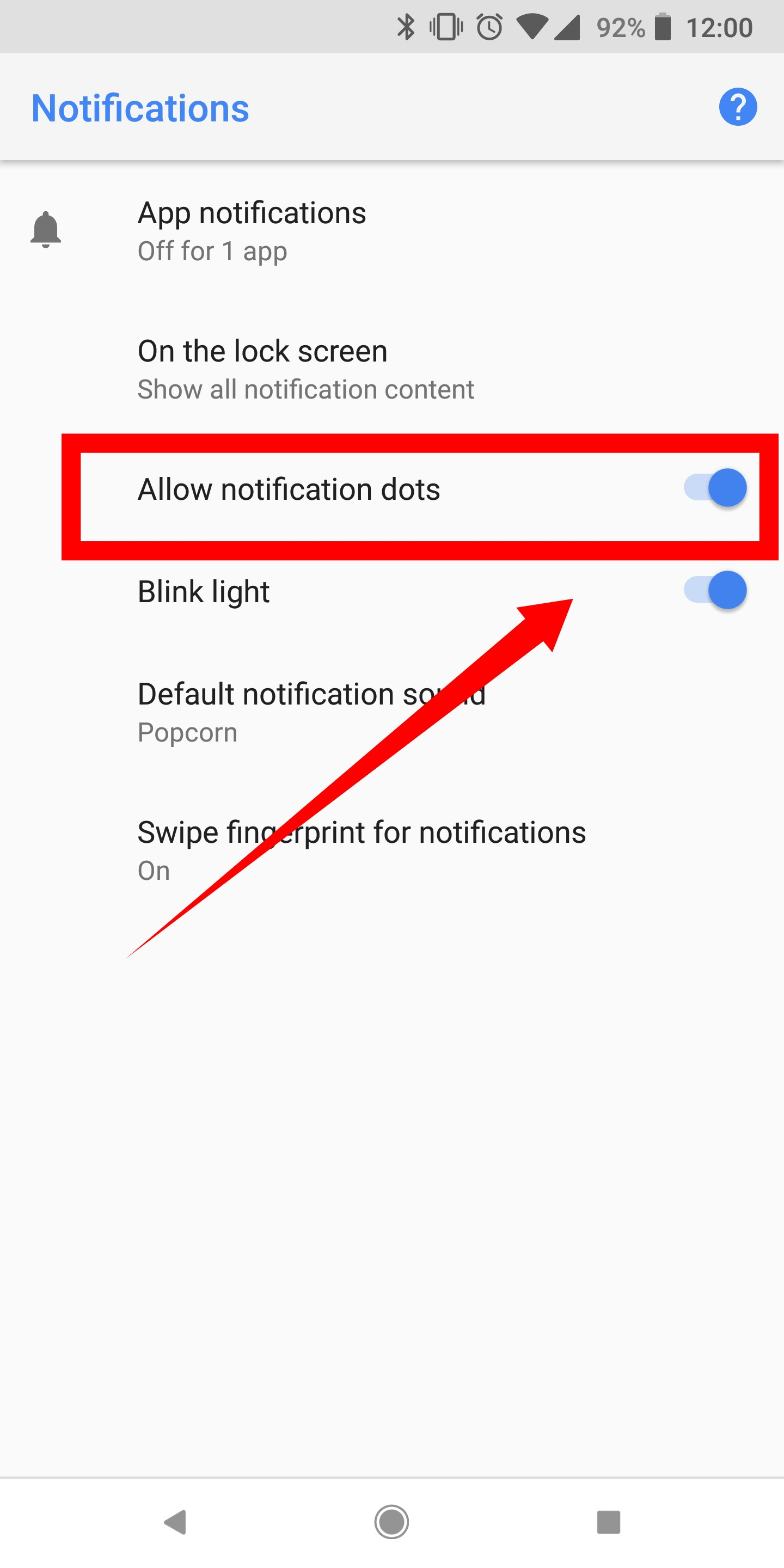 How to turn off notification dots on Android - 9to5Google