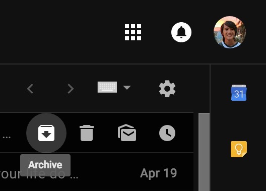 new-gmail-actions