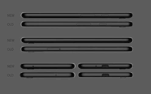 pixel 3 xl sidess