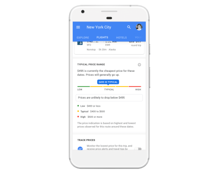 Google Flights tips