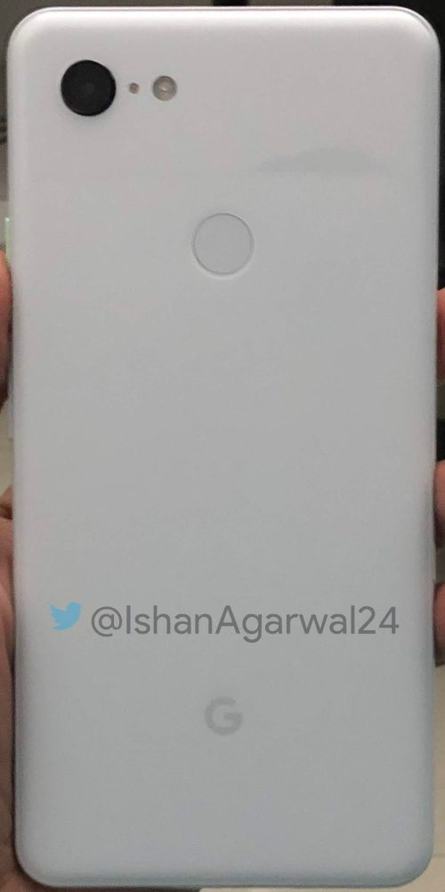 Latest pixel 3 xl leak focusses on dual front facing cameras new pixel 3 xl stopboris Image collections