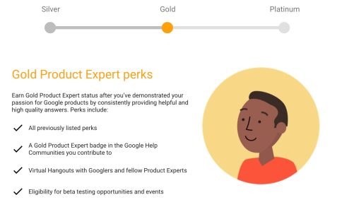Google Product Experts