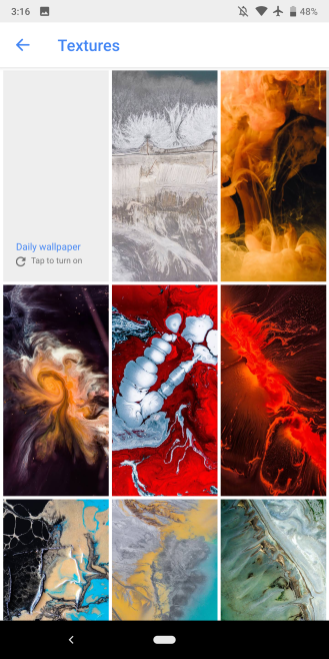 New Google Wallpapers