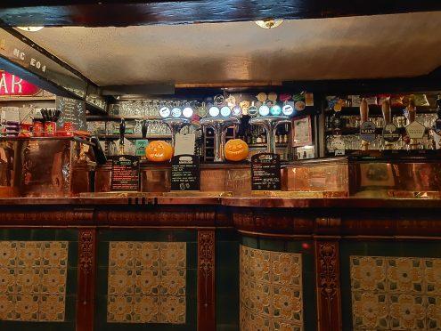 Bar - Nightscape