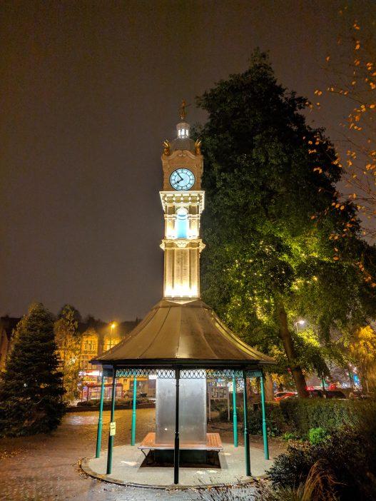 OnePlus 6T - Night Sight - Clock Tower