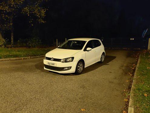 VW Polo - Nightscape