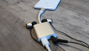 Moshi USB-C Audio w/ Charging Adapter