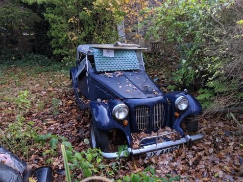 Pixel 3 XL - Classic car