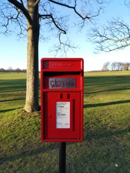 View 20 - Postbox