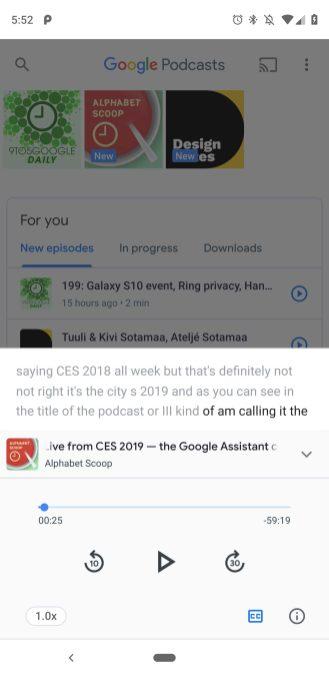 Google app 9.0